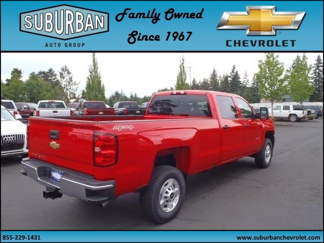 2016 Silverado 2500 Crew Cab 4x4, Pickup #T160680 - photo 4