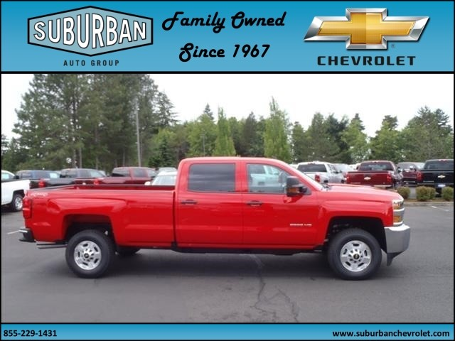 2016 Silverado 2500 Crew Cab 4x4, Pickup #T160680 - photo 6