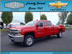 2016 Silverado 2500 Crew Cab 4x4, Pickup #T160680 - photo 1