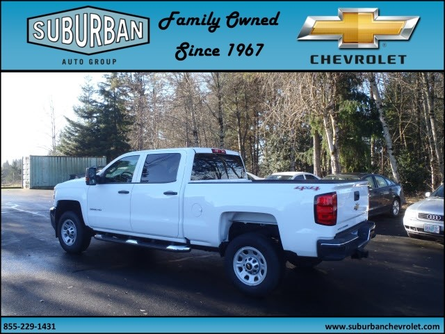 2016 Silverado 2500 Crew Cab 4x4, Pickup #T160818 - photo 2