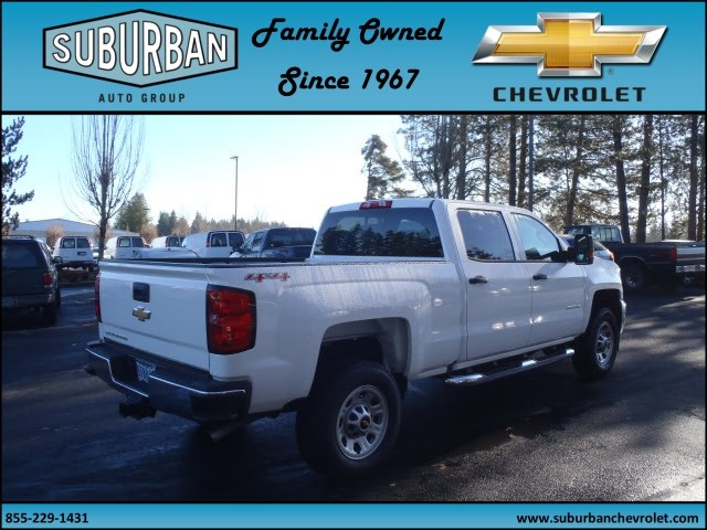 2016 Silverado 2500 Crew Cab 4x4, Pickup #T160818 - photo 4