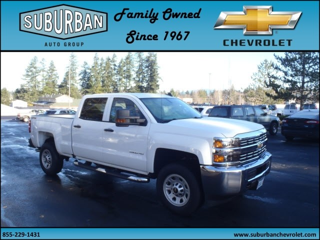 2016 Silverado 2500 Crew Cab 4x4, Pickup #T160818 - photo 6