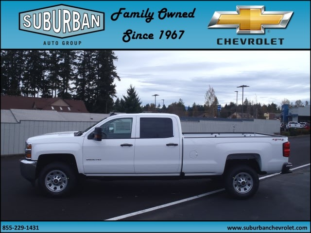 2016 Silverado 2500 Crew Cab 4x4, Pickup #T161016 - photo 3