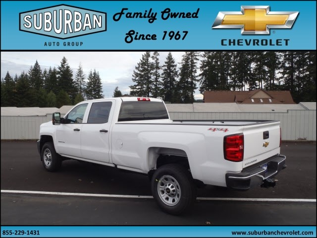 2016 Silverado 2500 Crew Cab 4x4, Pickup #T161016 - photo 2