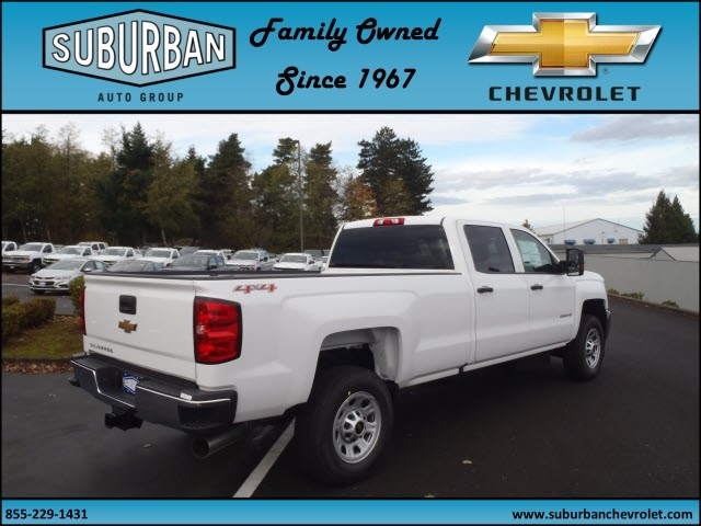 2016 Silverado 2500 Crew Cab 4x4, Pickup #T161016 - photo 4