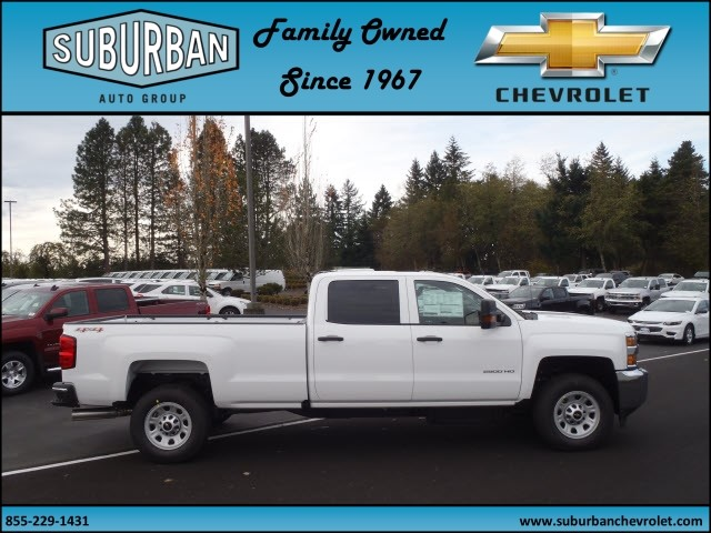 2016 Silverado 2500 Crew Cab 4x4, Pickup #T161016 - photo 5