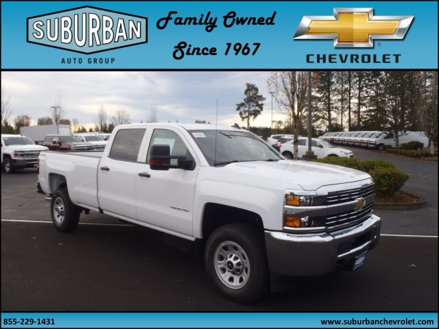 2016 Silverado 2500 Crew Cab 4x4, Pickup #T161016 - photo 6