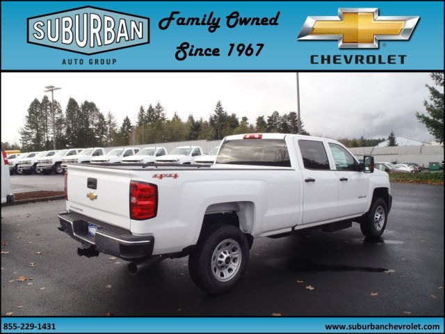 2016 Silverado 2500 Crew Cab 4x4, Pickup #T161036 - photo 4