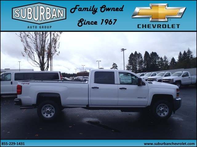2016 Silverado 2500 Crew Cab 4x4, Pickup #T161036 - photo 5