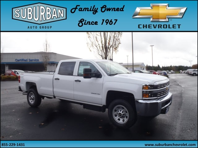 2016 Silverado 2500 Crew Cab 4x4, Pickup #T161036 - photo 6