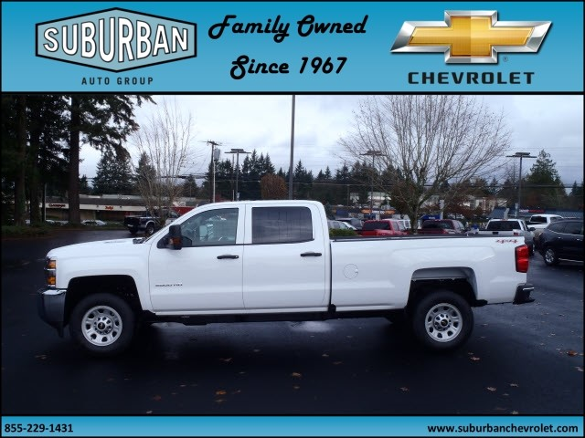 2016 Silverado 2500 Crew Cab 4x4, Pickup #T161036 - photo 3