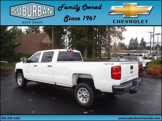 2016 Silverado 2500 Crew Cab 4x4, Pickup #T161036 - photo 2