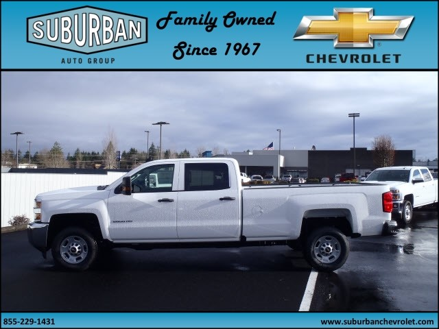 2016 Silverado 2500 Crew Cab, Pickup #T161044 - photo 3