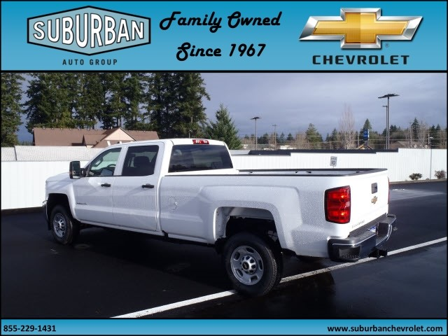 2016 Silverado 2500 Crew Cab, Pickup #T161044 - photo 2