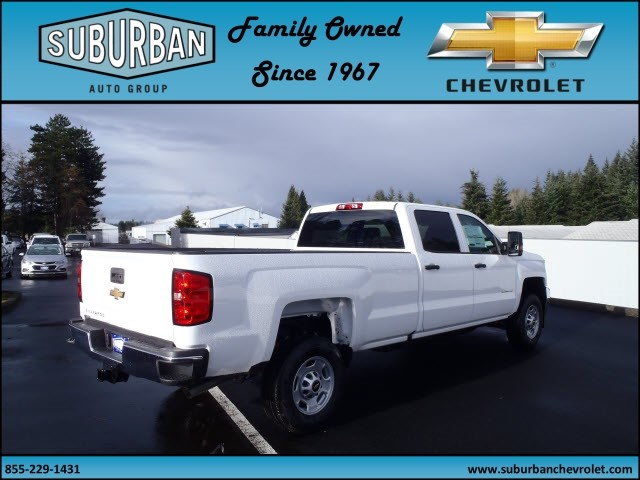 2016 Silverado 2500 Crew Cab, Pickup #T161044 - photo 4
