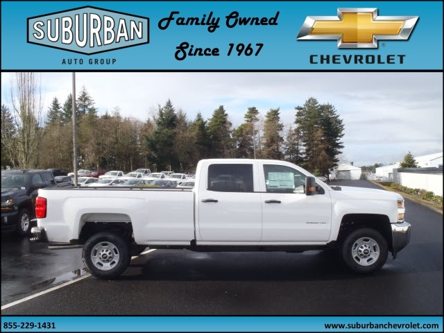 2016 Silverado 2500 Crew Cab, Pickup #T161044 - photo 5