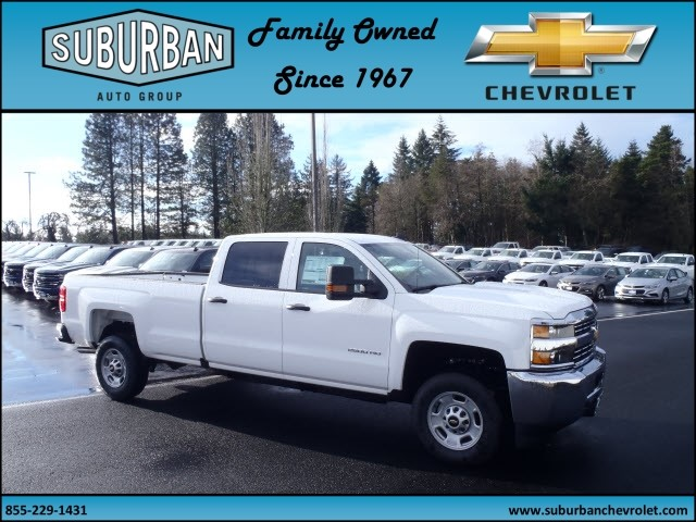 2016 Silverado 2500 Crew Cab, Pickup #T161044 - photo 6