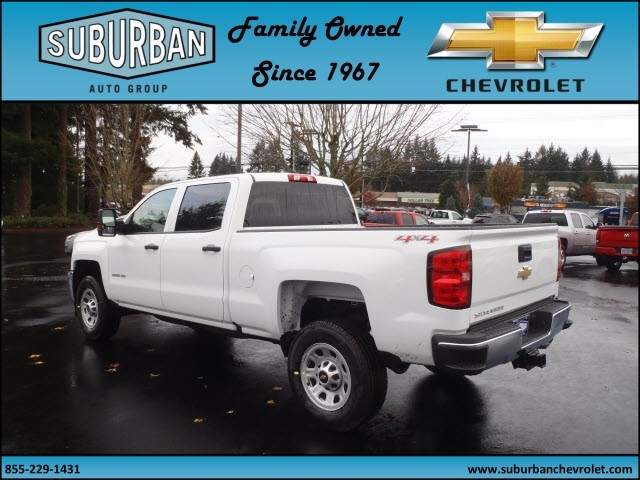 2016 Silverado 2500 Crew Cab 4x4, Pickup #T161045 - photo 2