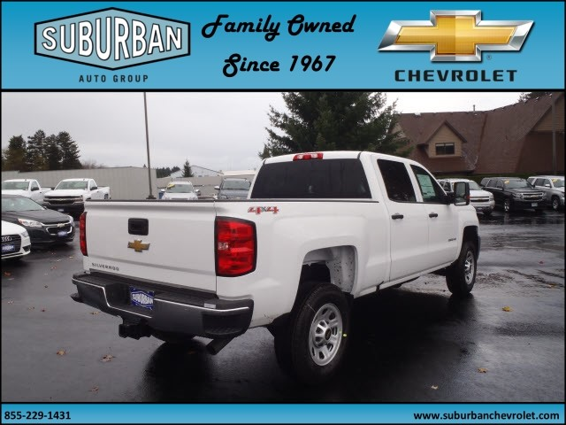 2016 Silverado 2500 Crew Cab 4x4, Pickup #T161045 - photo 4