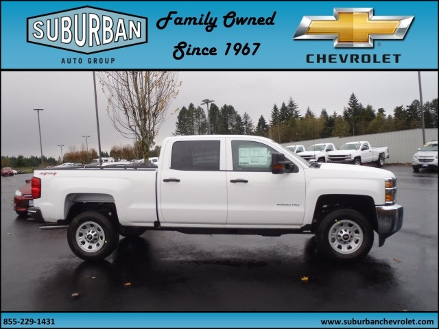 2016 Silverado 2500 Crew Cab 4x4, Pickup #T161045 - photo 5