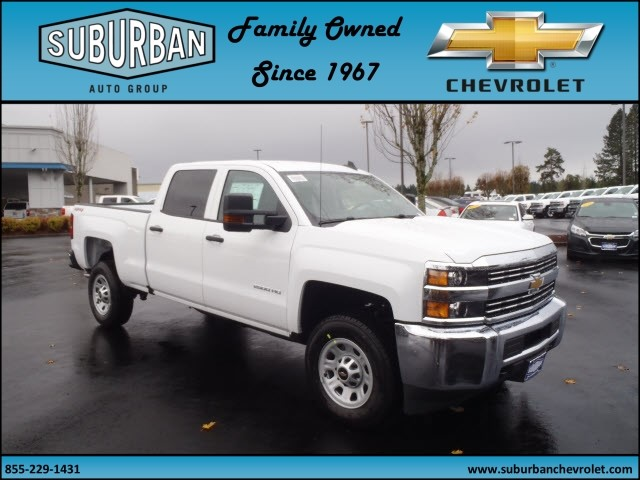 2016 Silverado 2500 Crew Cab 4x4, Pickup #T161045 - photo 6