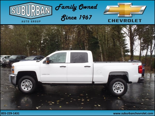 2016 Silverado 2500 Crew Cab 4x4, Pickup #T161051 - photo 3