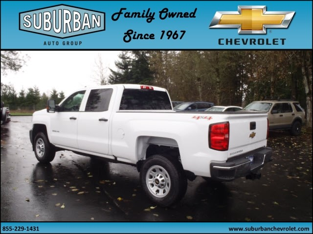2016 Silverado 2500 Crew Cab 4x4, Pickup #T161051 - photo 2
