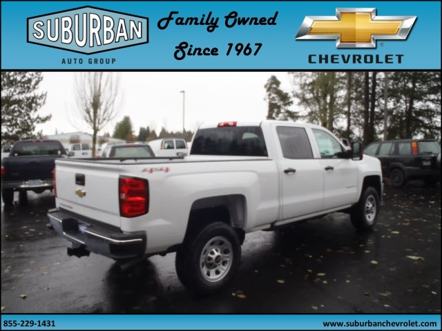 2016 Silverado 2500 Crew Cab 4x4, Pickup #T161051 - photo 4