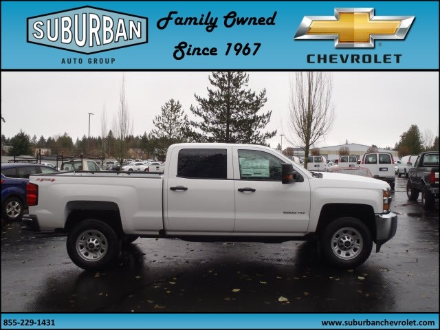 2016 Silverado 2500 Crew Cab 4x4, Pickup #T161051 - photo 5