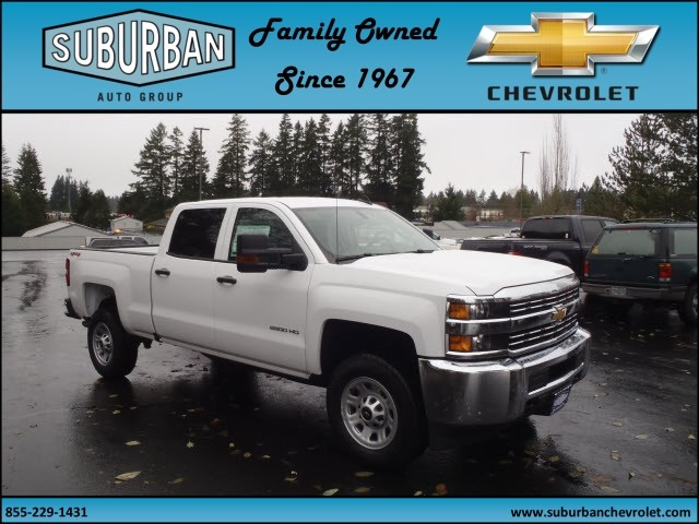 2016 Silverado 2500 Crew Cab 4x4, Pickup #T161051 - photo 6
