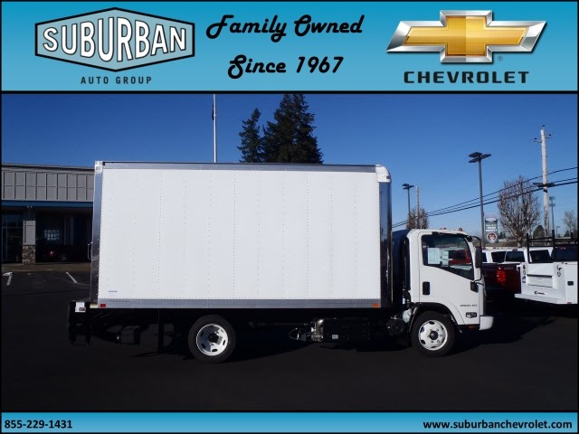 2017 LCF 4500XD Regular Cab, Summit Cutaway Van #T170158 - photo 5