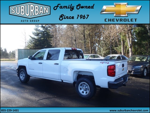 2017 Silverado 1500 Crew Cab 4x4, Pickup #T170197 - photo 2