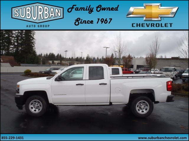2017 Silverado 1500 Double Cab, Pickup #T170205 - photo 3