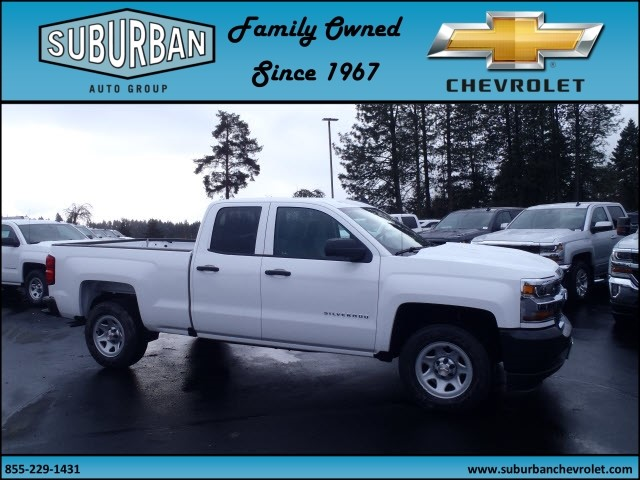 2017 Silverado 1500 Double Cab, Pickup #T170205 - photo 5