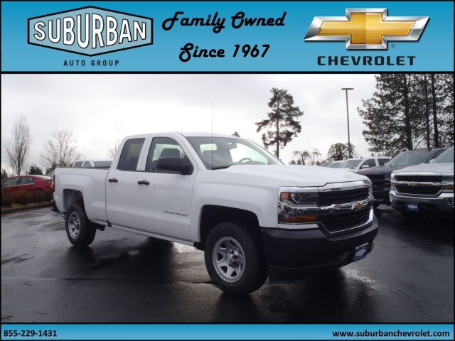 2017 Silverado 1500 Double Cab, Pickup #T170205 - photo 6