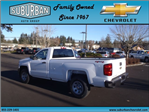 2017 Silverado 1500 Regular Cab 4x4, Pickup #T170220 - photo 1