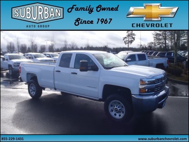 2017 Silverado 2500 Double Cab 4x4, Pickup #T170232 - photo 6