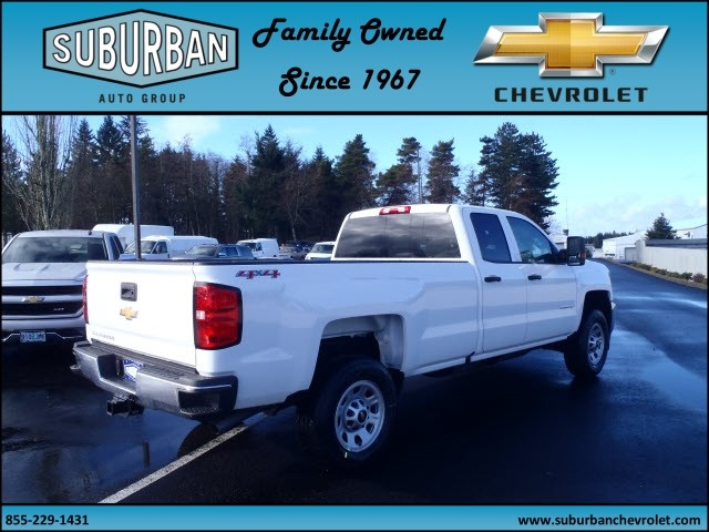 2017 Silverado 2500 Double Cab 4x4, Pickup #T170232 - photo 4