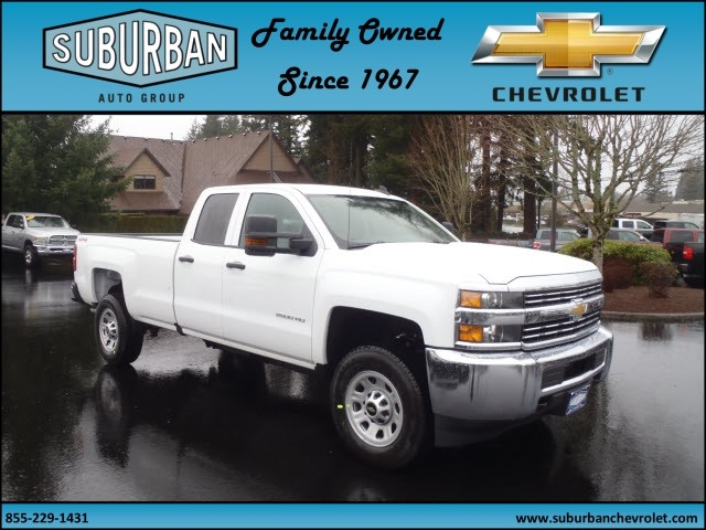 2017 Silverado 2500 Double Cab 4x4, Pickup #T170257 - photo 6