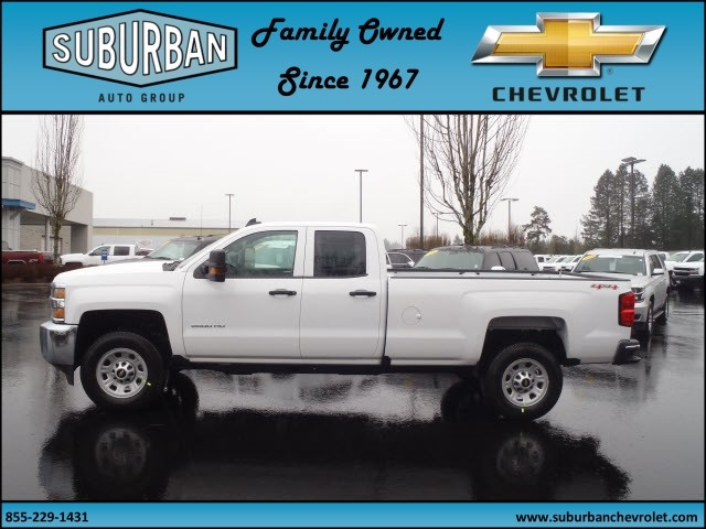 2017 Silverado 2500 Double Cab 4x4, Pickup #T170257 - photo 3