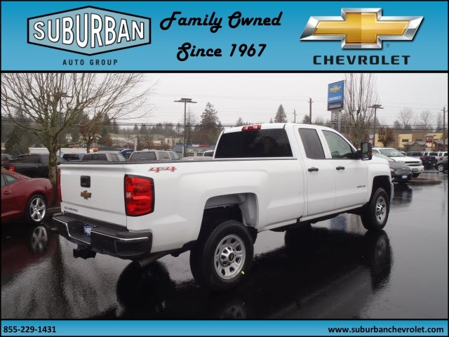 2017 Silverado 2500 Double Cab 4x4, Pickup #T170257 - photo 4