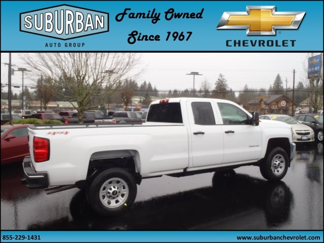 2017 Silverado 2500 Double Cab 4x4, Pickup #T170257 - photo 5