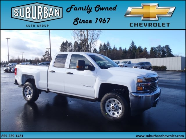 2017 Silverado 2500 Double Cab 4x4, Pickup #T170258 - photo 6