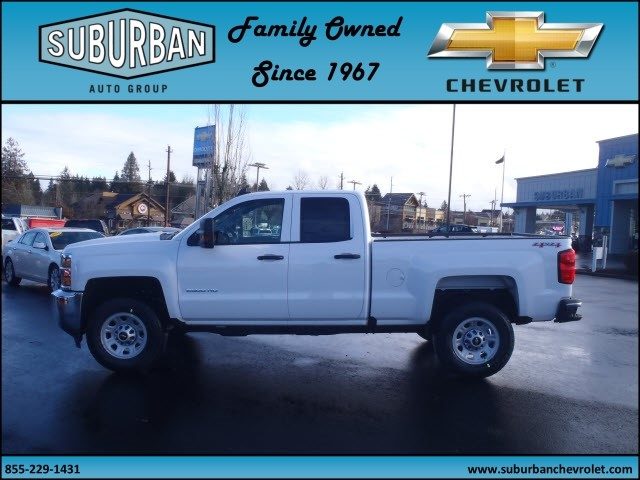 2017 Silverado 2500 Double Cab 4x4, Pickup #T170258 - photo 3