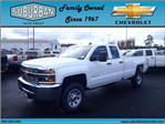 2017 Silverado 2500 Double Cab 4x4, Pickup #T170285 - photo 1