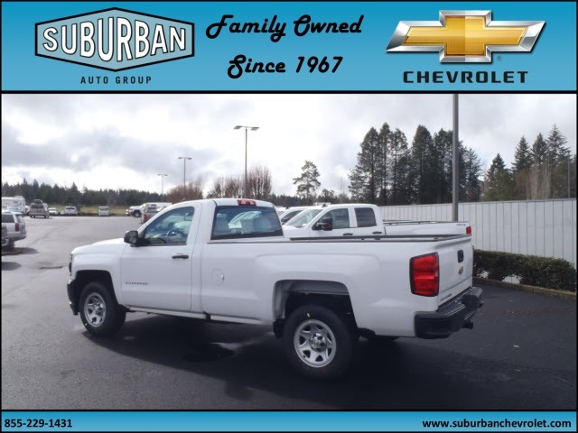 2017 Silverado 1500 Regular Cab, Pickup #T170286 - photo 2