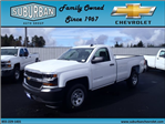 2017 Silverado 1500 Regular Cab, Pickup #T170286 - photo 1