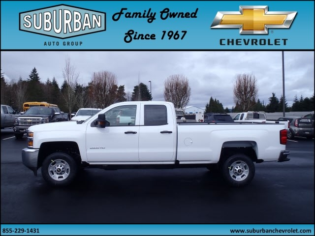2017 Silverado 2500 Double Cab, Pickup #T170295 - photo 3
