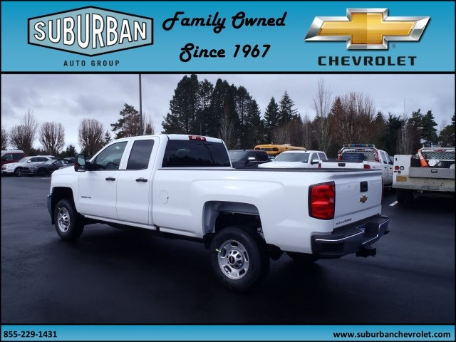2017 Silverado 2500 Double Cab, Pickup #T170295 - photo 2