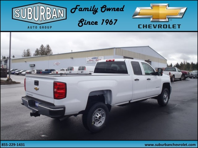 2017 Silverado 2500 Double Cab, Pickup #T170295 - photo 4